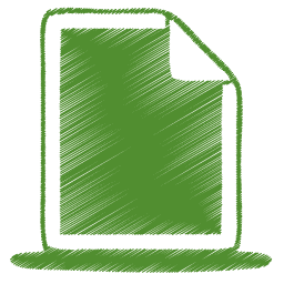 green-document-icon