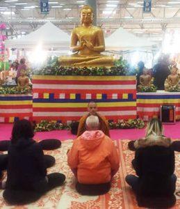 MEDITAZIONE<br>BUDDHISTA